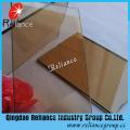 Verre flotté teinté bronze 4-8mm