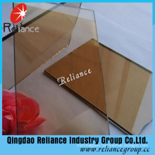 4mm Bronze Float Glass /Tinted Glass with Ce