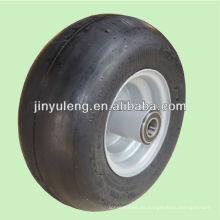 cortacéspedes de césped 13X6.50-6 uso semi sólida la rueda