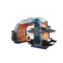 Máquina de impressão flexográfica de 4 cores (CH884)