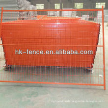 6'X9.5' PVC Coating Temporary Fence Panels For Canada