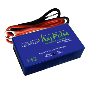 12V Kereta BatteryPro Plus Bluetooth