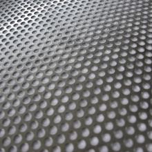 Maille perforée en aluminium de taille de trou de 1.5mm