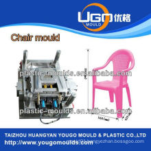 Plastic moulds manufacturing PP plastic Chair Mould China