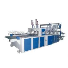 FMHQ-350*2/450*2 Full automatic high-speed t-shirt bag-making machine