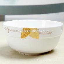 Дешевая керамическая чаша лапши