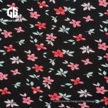 Soft Breathable Rayon Printed Fabric For Sleep Dress