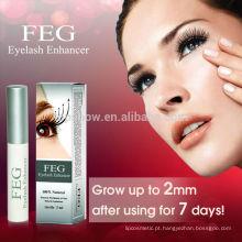 Quente vender produto promessa Super 7 dias crescer 2-3mm, Debutante Lash Feg grosso & alongamento cílio crescimento Enhancer
