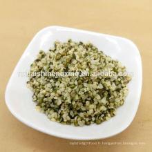 Graine de chanvre décortiquée biologique de Ningxia