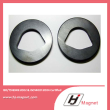 Custmerized venda quente Y30 anel imã de Ferrite fabricado pela fábrica de China