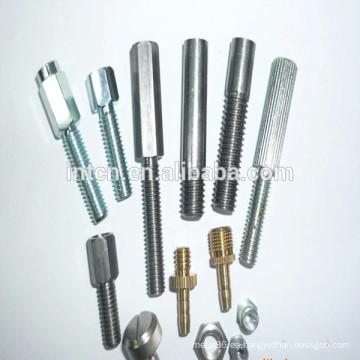 Piezas de torneado de servicios de fabricación China