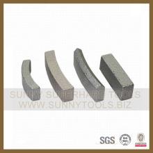 Diamant-Kernbohrer-Segment für Steinbeton-Asphalt (SY-CDS675)