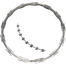 Razor Wire CONCERTINA Galvanized