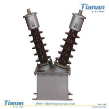 11KV Stromwandler / einphasig / mittel- / ölisoliert
