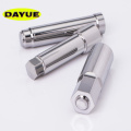 Tungsten Steel Punch with Small Mesh Grinding Wheel