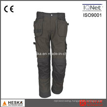 Men′s Working Antiwearing Cargo Trousers