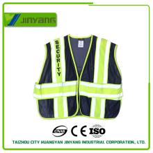chaleco de seguridad reflectante de alta visibilidad