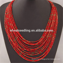 Collant à perles multicouches multicouches à perles innovantes Boho