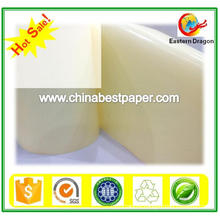 White Color 80g Release Glassine Paper