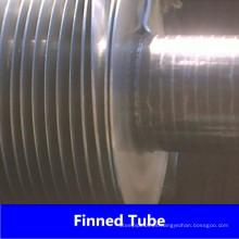 Tubo de aleta de acero inoxidable Ll / Kl