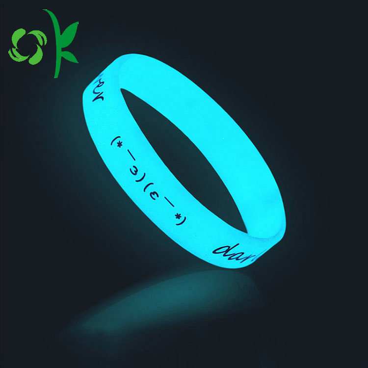 Fashion Glow Silicone Wristbands