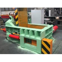 Automatische Aluminium-Kupfer-Eisen-Stahl-Metall-Ballenpresse