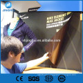 High quality magnetic pvc pop up stand banner for advertesing