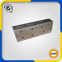 Блок гидравлических клапанов для гидравлической системы питания или нестандартное оборудование