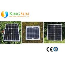 5W-115W Panel Solar Mono-Cristalino Panel Solar Mono / Energía Solar