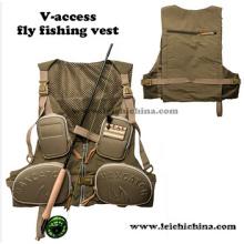 Wholesale Cheap V-Access Fly Fishing Vest
