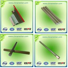 Epoxy fibra de vidrio varilla China aislamiento epoxi Rod