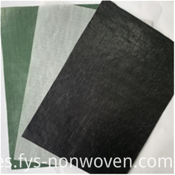 Black or Green weeding mat