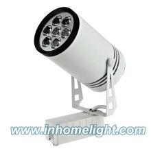 7W führte Schienenbeleuchtung Energiesparlampe reines Weiß