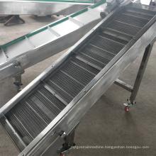 Food Line Conveying Equipment Plate Chain Conveyor