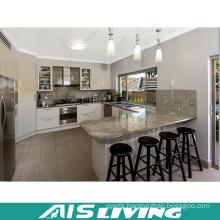 Modular Wooden Kitchen Cupboard Furniture (AIS-K370)