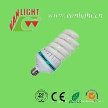 Haute puissance T6 plein spirale 85W CFL, lampe économiseuse d'énergie