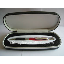 pluma del metal del conjunto de bolígrafo
