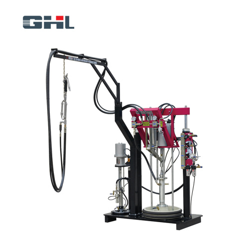Machine de scellage de mastic silicone