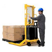 Semi-Elektrostapler-Gabelstapler für Verkauf