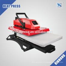 Digital Control Printing Heat Press Machine pour T-shirt Bag Sublimation