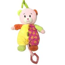 Brinquedo Musical Urso De Pelúcia
