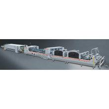 4/6 Corner Box Automatic Folder Gluer Machine (FG1200C/1500C 4/6)