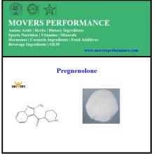 Esteróides de alta calidad Pregnenolone Pharmaceuticals Química