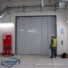 Ascenseur de transport de fret de poids de cargaison d'entrepôt d'usine