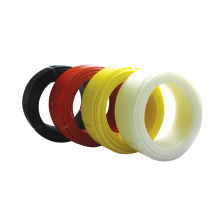 PA6 PA12 nylon tube  widely to transport compressed air,water,fuel oil,chemical soient,liquid food.