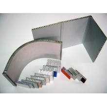 Irregular Shape Honeycomb Sandwich Panels
