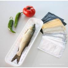 Carnes domésticas dos peixes da carne que empacotam bandejas plásticas descartáveis do serviço do alimento