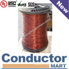 #16 Class155 recubrimiento poliéster alambre de aluminio esmaltado