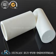 60-99.7% Al2O3 Alumina Ceramic Tubes / Bend Pipe / Alumina Tube