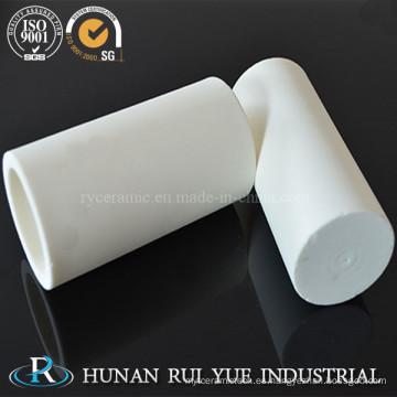 Alsint C 99,7% tubo de cerámica de alúmina para horno de vacío